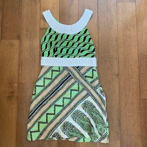 Calypso Beaded Mod Dress